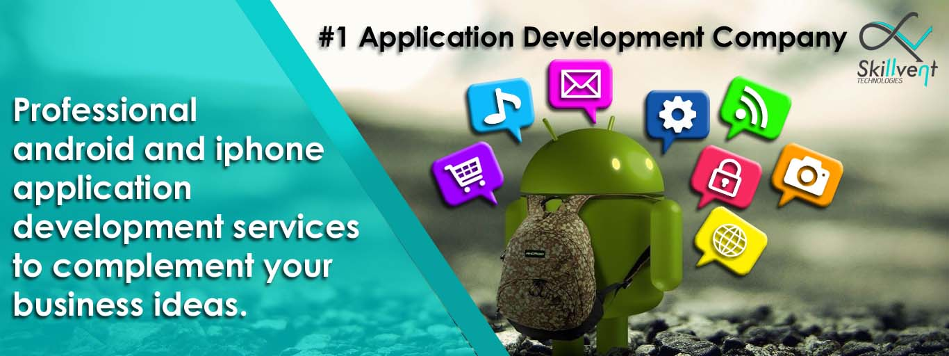 android application development company in Allahabad